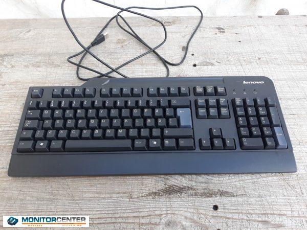 Használt Lenovo USB billentyűzet