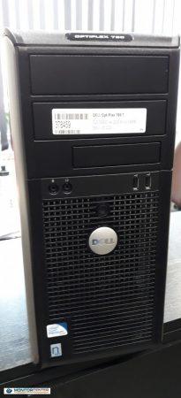 Dell Optiplex 780T Használt számítógép+60 GB SSD + win 10 prof