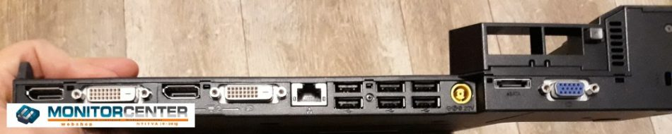 Lenovo ThinkPad Series 3 Mini Dock Plus 4338
