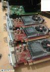 ATI Radeon HD 3450  Használt VGA kártya