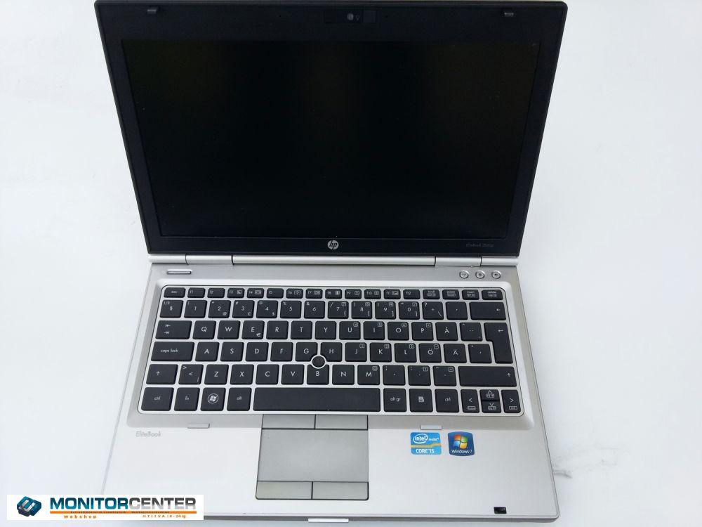 HP Elitebook 2560p/Core i5-2450M használt laptop