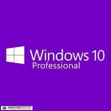 Windows 10 Professional 64 bit-s operációs rendszer MAR