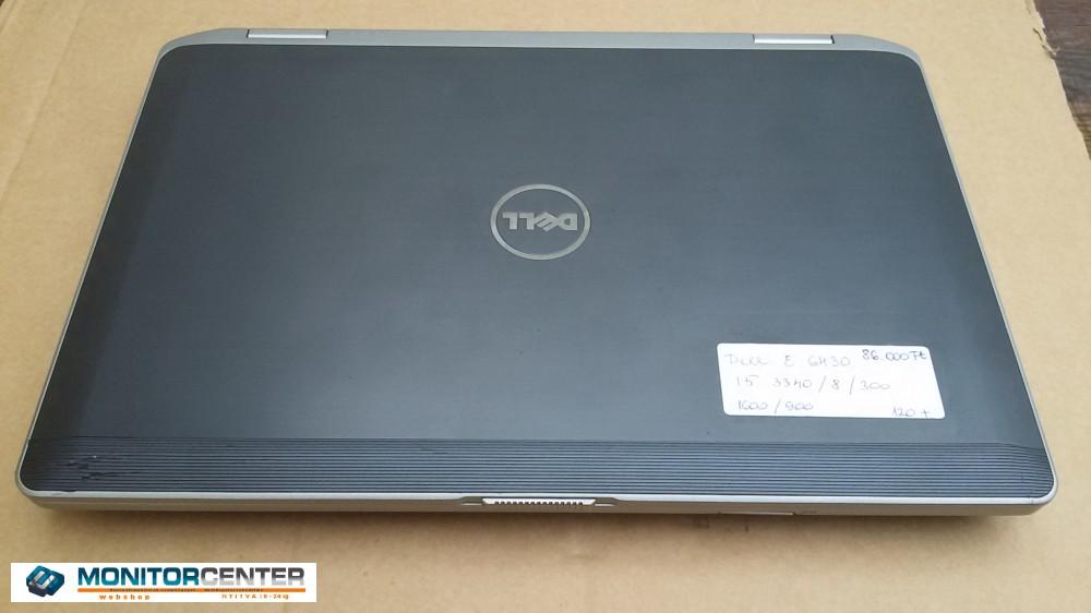 DELL Latitude E6430 Használt laptop 1600*900 8 GB Ram