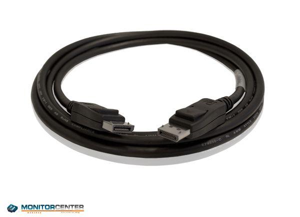 DisplayPort kábel apa/apa, 190cm Minőségi használt