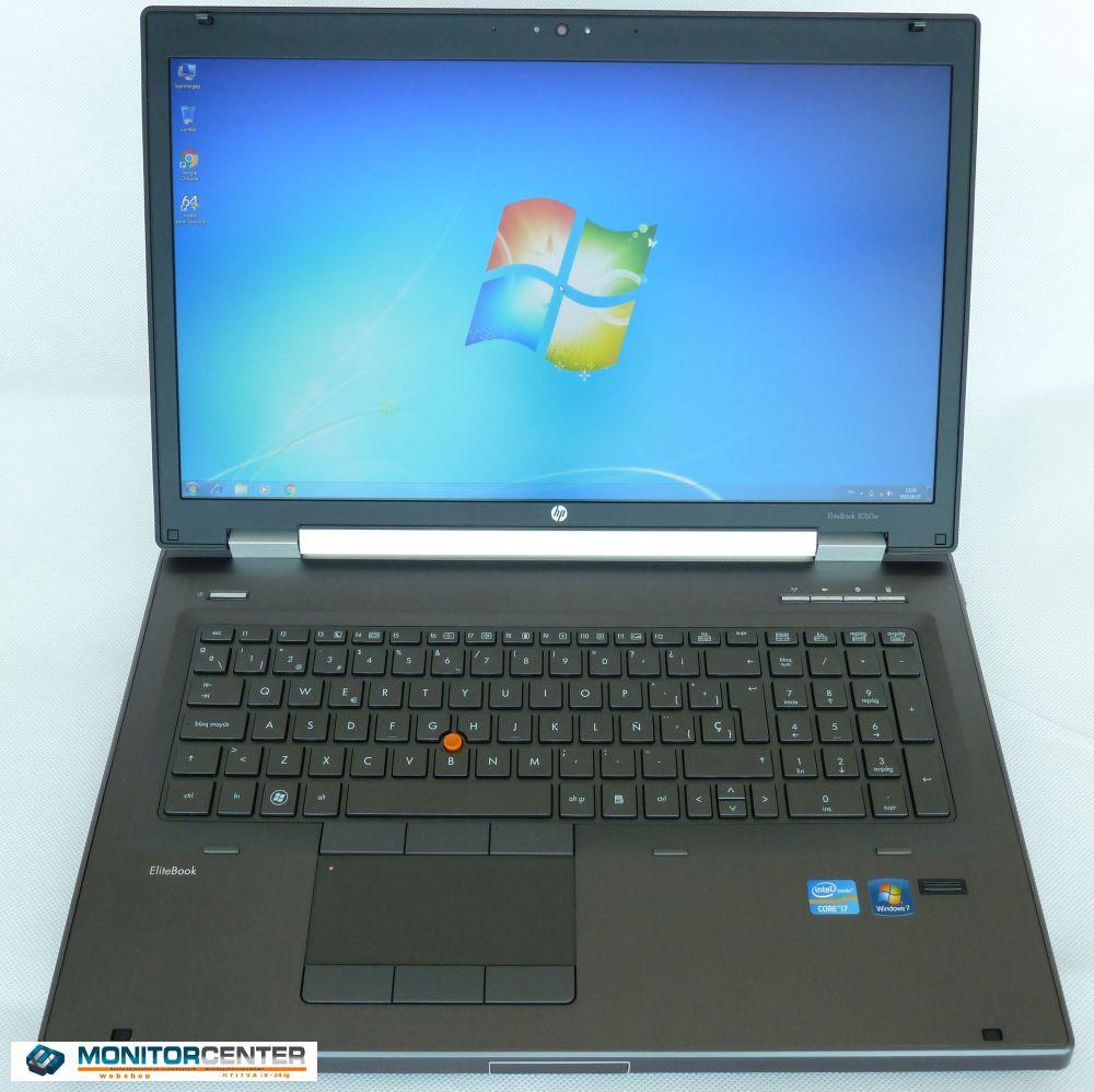 HP Workstation 8760W Core i 7 2820QM