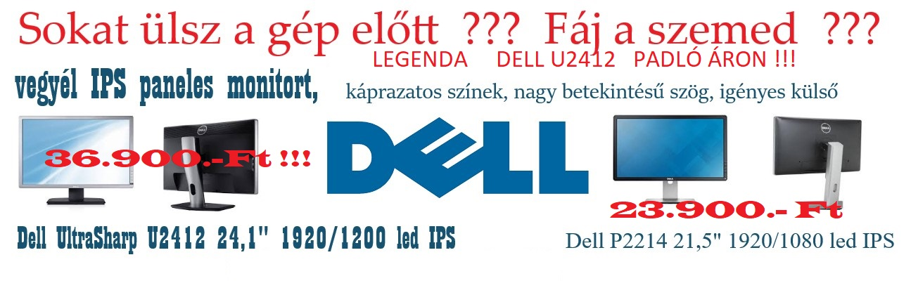 Dell Ultrasharp U2412