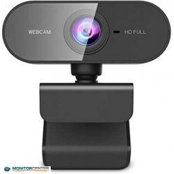 Webkamera - USB Webcam  (1920x1080 képpont,USB 2.0, mikrofon)