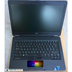 DELL  Latitude E6440/Win 10Home/ IPS kijelző