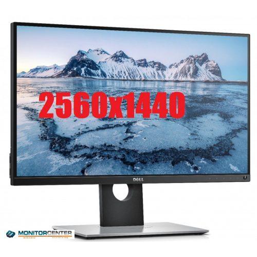 Dell UltraSharp UP2516D PremierColor 2560 × 1440